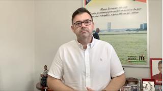 ASSISTA! Raniery Paulino agradece ao governador por benefícios anunciados para Guarabira