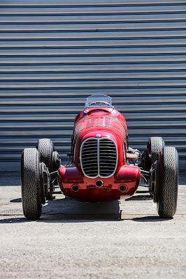 Maserati celebra la victoria del Tipo 6 CM en la Targa Florio de 1939.