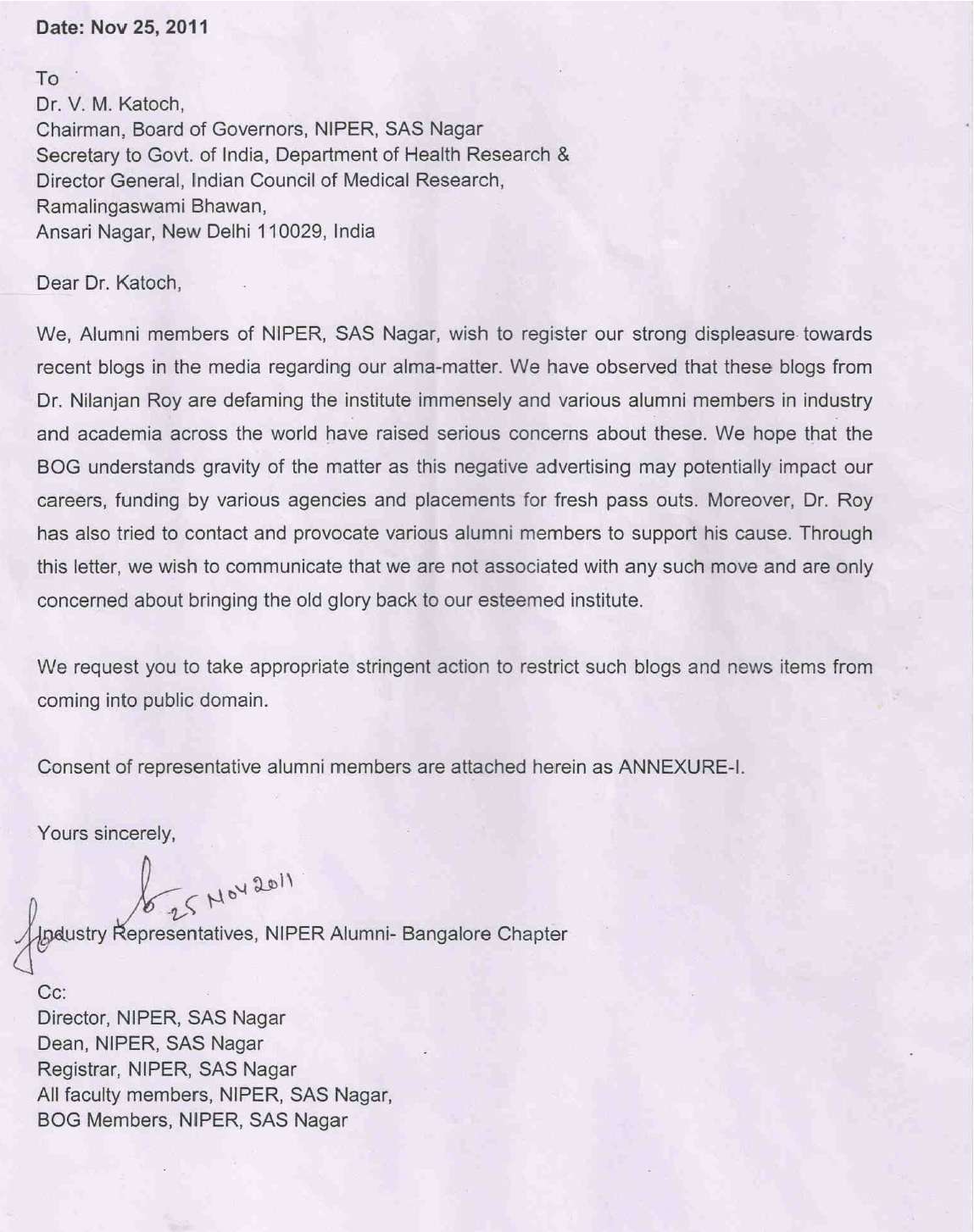 example cover letter biochemistry
