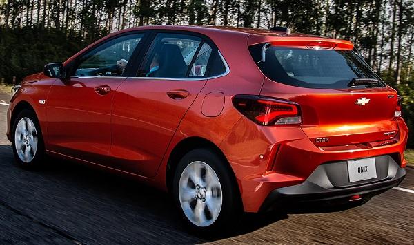 Nuevo Chevrolet Onix 2020