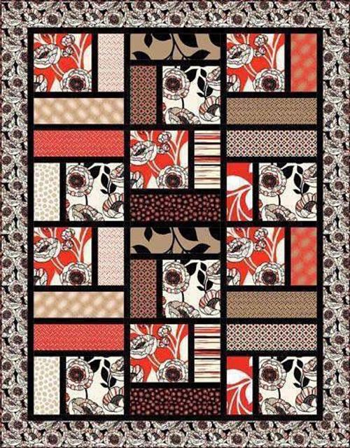 De Novo Quilt - Free Pattern