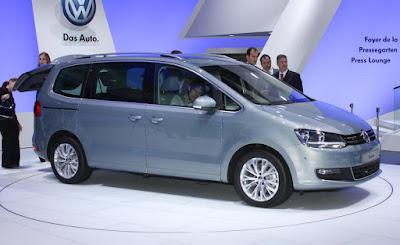 (2018) Volkswagen Sharan Voiture Neuve Pas Cher Prix, Revue, Concept, Date De Sortie