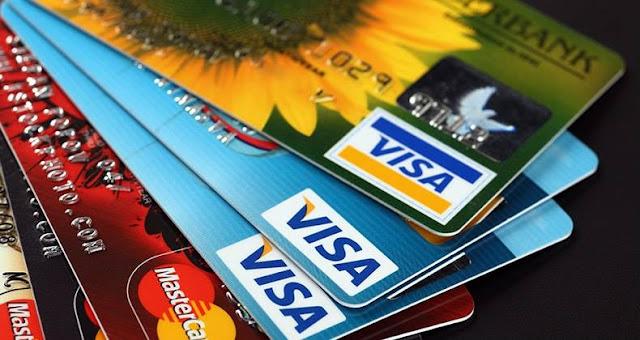 بطاقة فيزا Credit Card