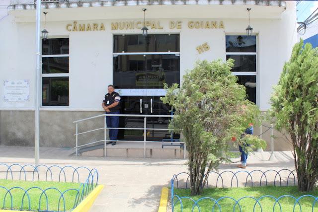 Vereadores aprovam a realização do concurso público da Câmara Municipal de Goiana