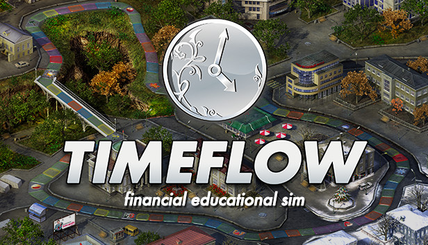 Learn Financial Literacy with TIMEFLOW Game