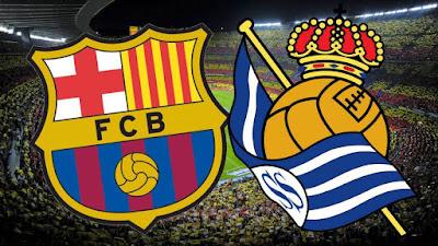 مشاهدة مباراة برشلونة ضد ريال سوسيداد 13-1-2021 بث مباشر في كأس السوبر