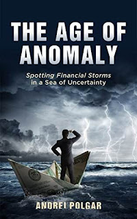 The Age of Anomaly: Spotting Financial Storms in a Sea of Uncertainty discount book promotion Andrei Polgar