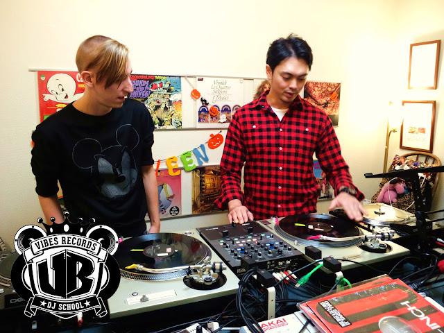 バイブスレコード|DJ SCHOOL  / DJスクール風景