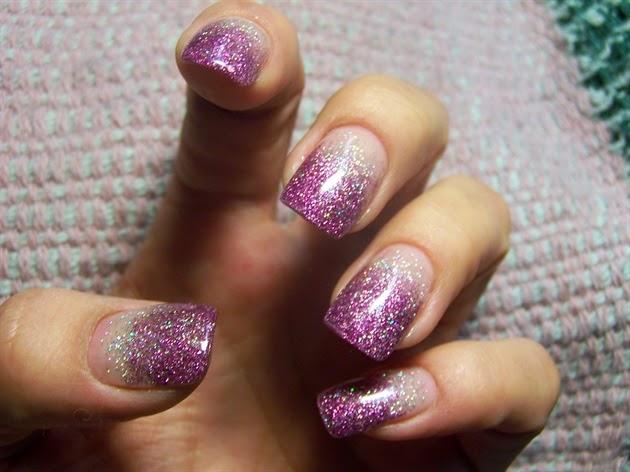 Glitter fade nail designs | Nail Art and Tattoo Design ...