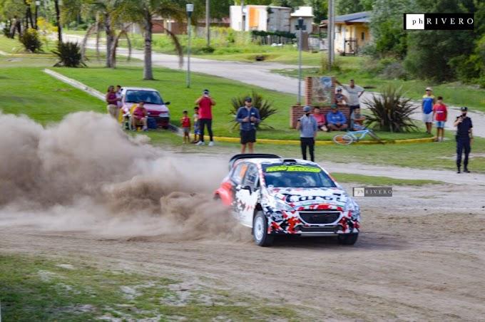 El Rally Mar y Sierras abrió el ejercicio 2021 en Gral Lavalle