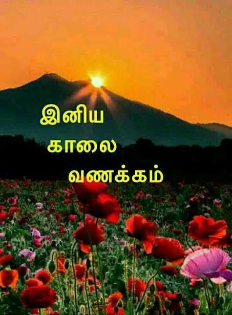Good Morning Wishes | காலை வணக்கம்