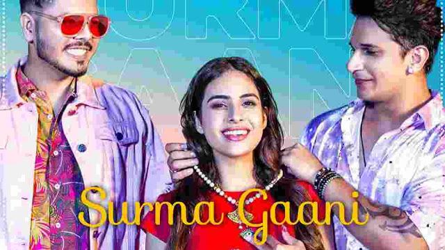 Surma Gaani Lyrics in English :- Zorawar | Prince Narula & Neha Malik