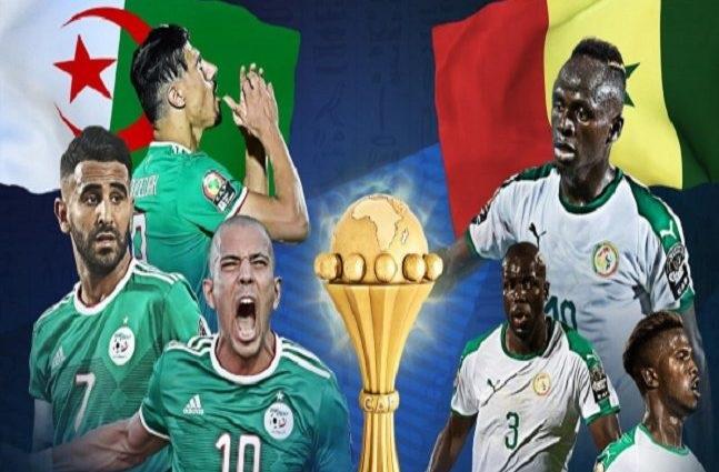 مشاهدة مباراة السنغال والجزائر بث مباشر