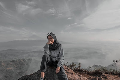 Gunung Kendil Kulon Progo, Spot foto dari Perbukitan Menoreh