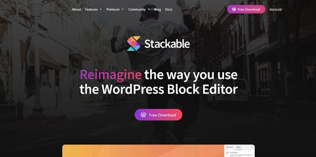 Stackable v2.14.2 - Reimagine the Way You Use the WordPress Block Editor