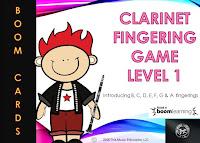 Clarinet - Level 1