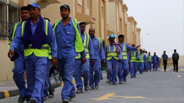 مطالب قضايا حقوق العمال