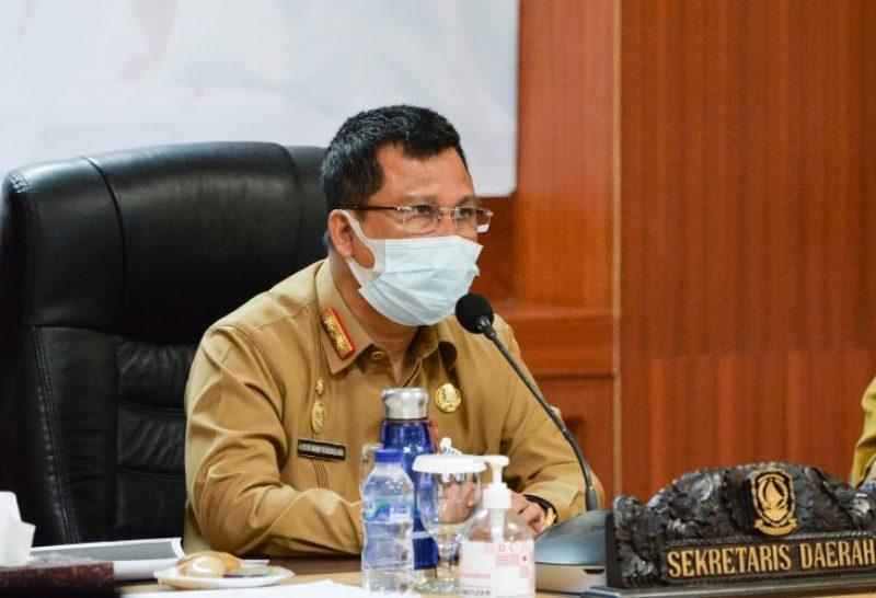 Ini Pesan Sekda saat Pimpin Rapat Persiapan MTQ Provinsi Kepri