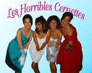 Quatre drôle de dames