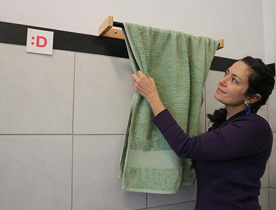 porta toalhas barato