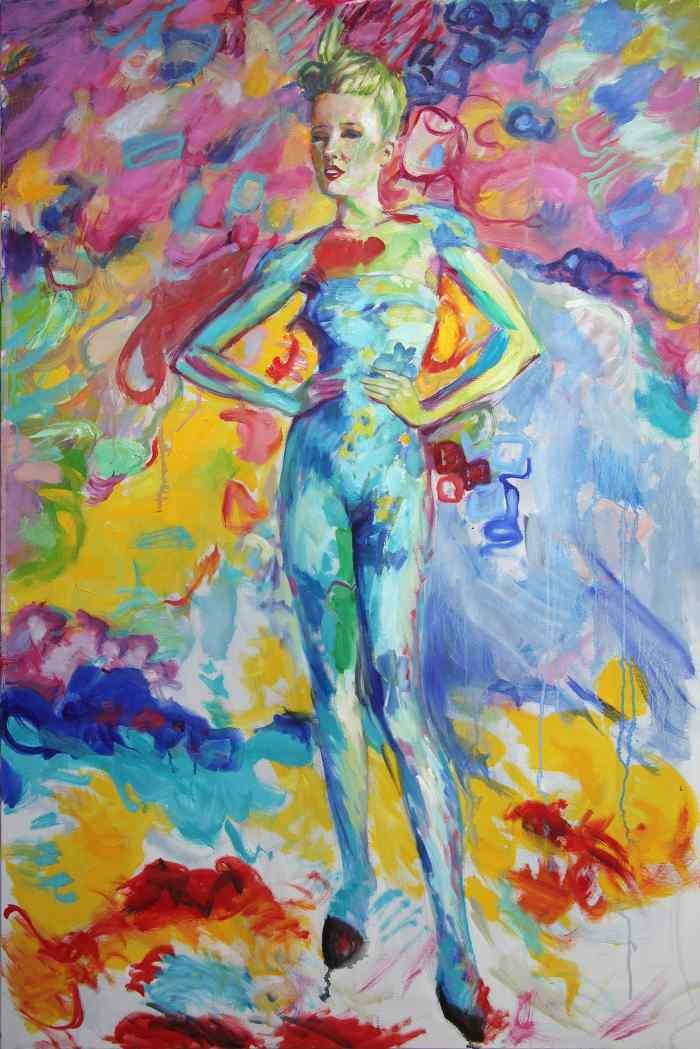 Болгарский художник. Stefan Petrunov