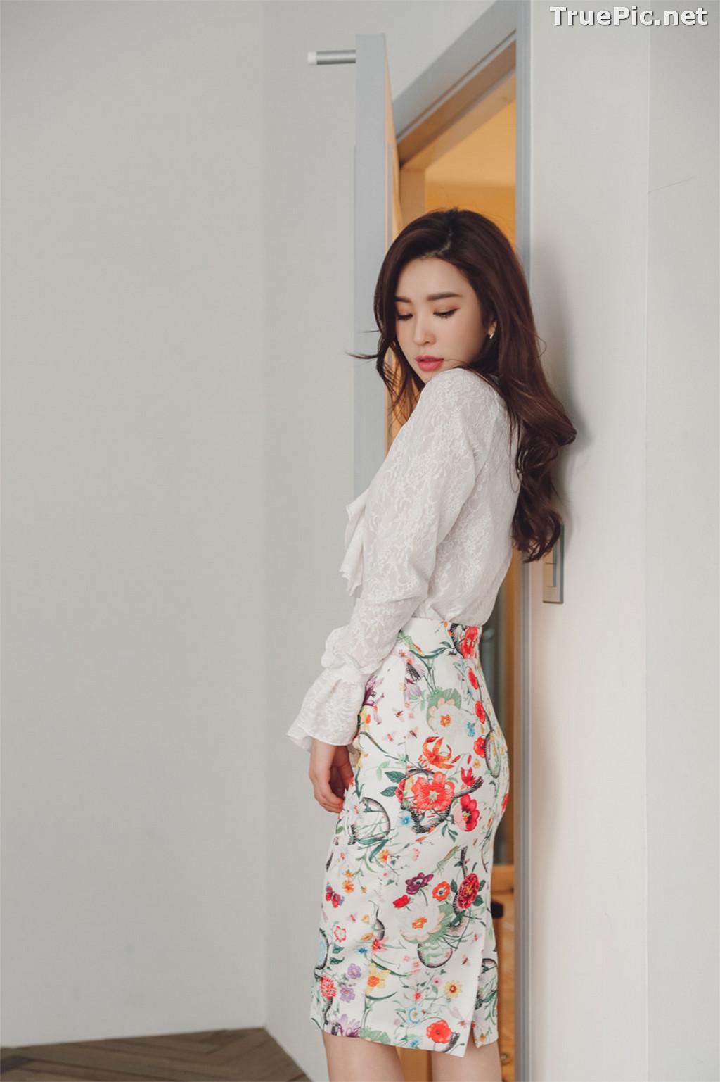 Image Korean Beautiful Model – Park Da Hyun – Fashion Photography #1 - TruePic.net - Picture-4