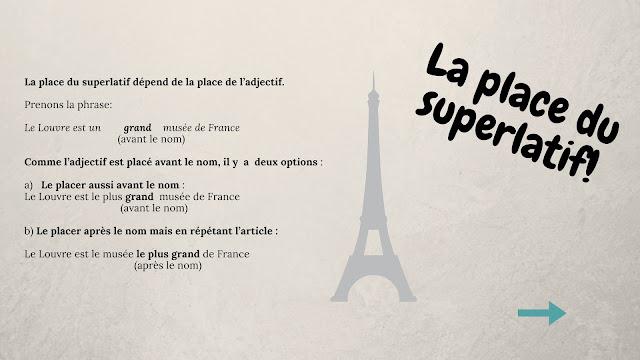 Stopniowanie przymiotnika - gramatyka 9 - Francuski przy kawie