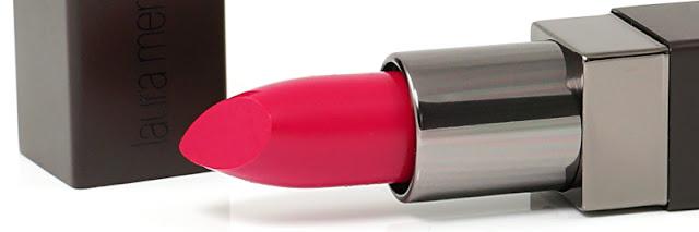 """<span style=""""font-size: large;"""">Samtige Lippen</span> <br>Laura Mercier Velour Lovers Lip Colour"""