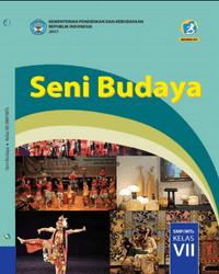 Buku Seni Budaya Siswa Kelas 7 k13 2017