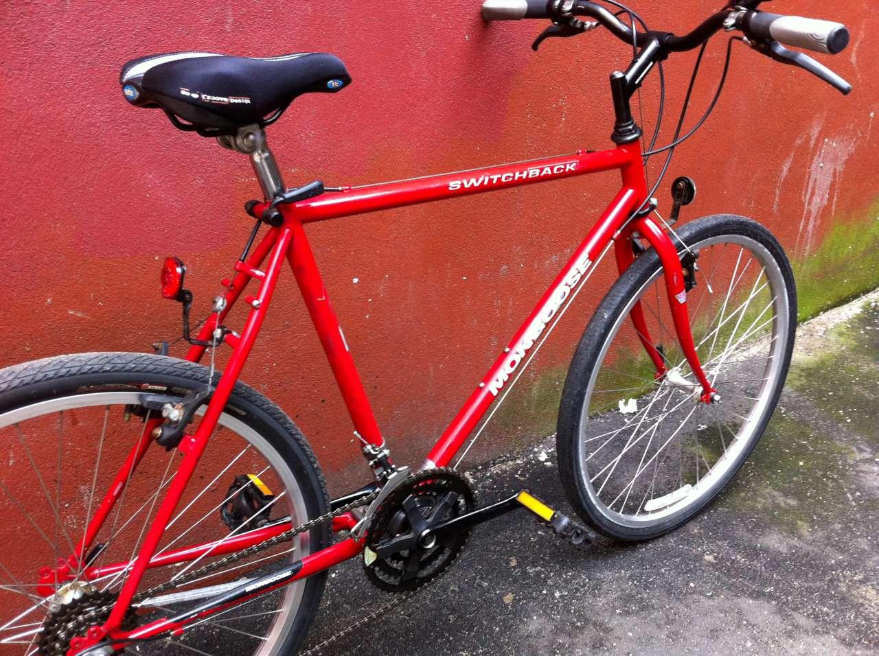 Bike Boom Refurbished Bikes Mongoose Switchback Mountain Bike
