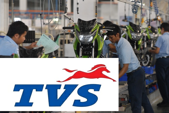 TVS Motor Company Jobs Experience Candidate Apply Now