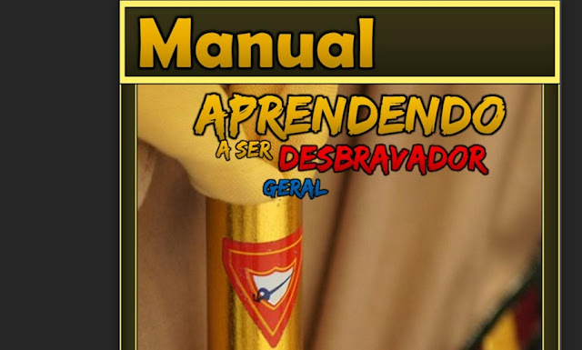 Manual do Clube de Desbravadores