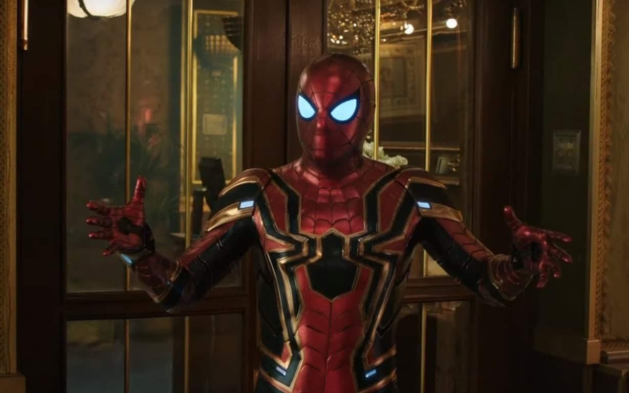 Spider-Man Far From Home - Trailer vs Movie : トム・ホランド主演のマーベルの大ヒット作「スパイダーマン : ファー・フロム・ホーム」の予告編と実際の映画との映像の違いを徹底的に指摘した比較ビデオ ! !