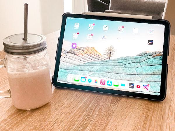 5 applications sur mon iPad Air