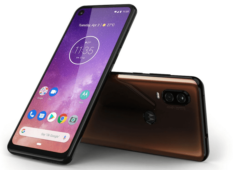 Motorola One Vision goes official with 25MP In-Display selfie camera
