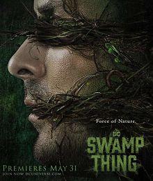 Sinopsis pemain genre Serial Swamp Thing (2019)