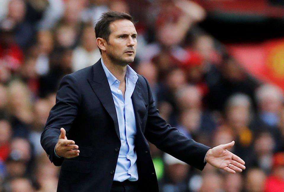 Giroud: Lampard Berikan Chelsea Kebebasan