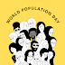 World Population Day – 11th July 2021 | History | Download Images, Pictures, Wishes, HD Wallpapers, Quotes