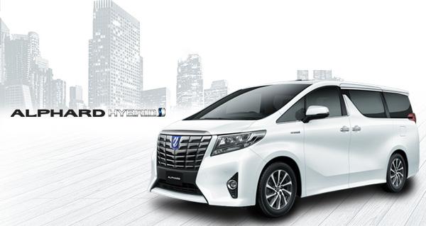 Spesifikasi Harga Kredit & Cicilan Toyota Alphard Hybrid Surabaya
