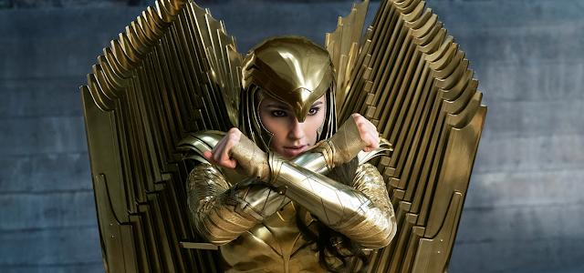 Data de lançamento de 'Mulher Maravilha 1984' ainda é incerta, diz CEO da Warner Bros