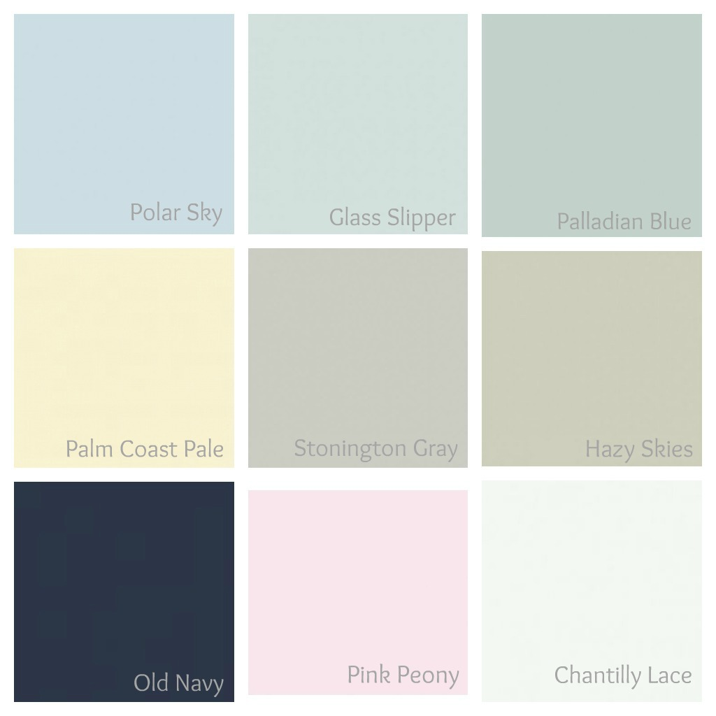 A Lived In Home: My Go To Paint Colors