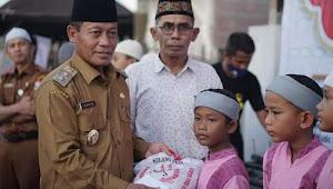 Wakil Wali Kota Tanjungbalai Hadiri Semarak Ramadhan