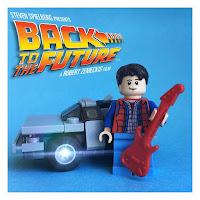 Lego: Back to the future