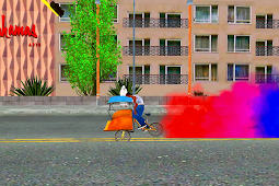 Bike Smoke Mod Gta sa Android