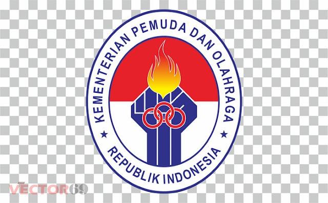 Logo Kemenpora (Kementerian Pemuda dan Olahraga) Indonesia - Download Vector File PNG (Portable Network Graphics)
