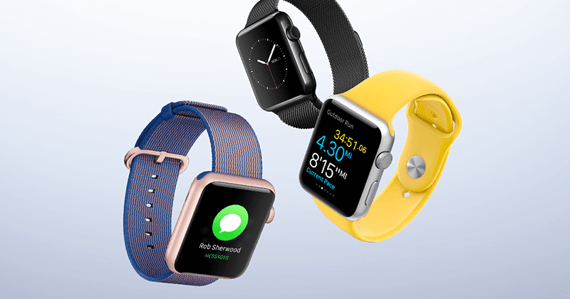 Cooler looking and more affordable Apple Watch