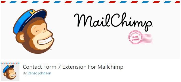 CF7 Mailchimp extension