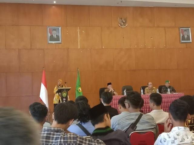 Puluhan Kader Ikuti LK ll HMI Korkom UIN Raden Fatah