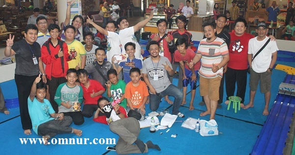 Lomba Tamiya Mini 4Wd Pertama Di Depo Pelita Purwokerto