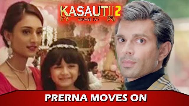 High Voltage Drama in Star Plus Kasautii Zindagii Kay